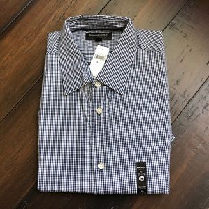 Banana Republic NWT Men's Button Down Shirt